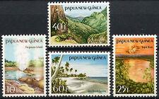 Papua New Guinea 1985 SG#491-4 Tourist Scenes MNH Set #D23786