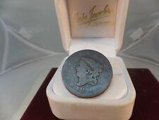 1833 Matron Head Coronet Large Cent # C 1430