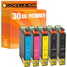 30 cartuchos para impresora XXL para Epson Stylus sx100 dx9200 dx9400f s20 s21 gi711-14