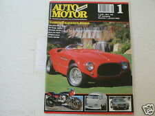 AMK 2000-01 MOTO GUZZI LE MANS 1,VW PICKUP BUS VAN,MERCEDES 450 SLC,SPARTA CROSS