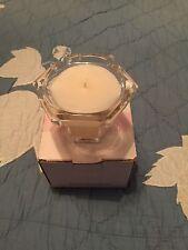 Longaberger Horizon of Hope Crystal Filled Candle - New