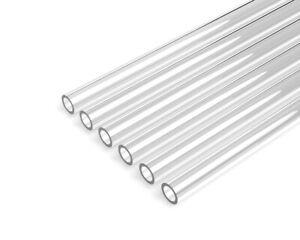 PrimoChill 10mm ID x 14mm OD Rigid PETG Tube – 6 x 30in. – Clear