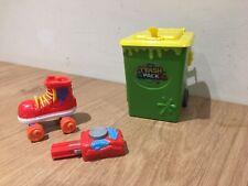 The Trash Pack Wheelie Bin Ooze Slide And Rollerskate from Moose Toys Toy