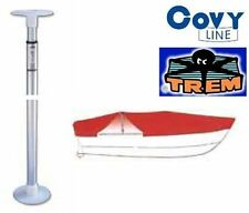 "Telescopic Boat Cover Support, Adjustable 60 to 100cm / 23"" to 39"" Inches"