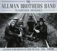 Allman Brothers Band, The - Transmission Impossible (3cd) NEW 3 x CD