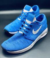 NEW Nike SB Air Max Janoski 2 Pacific Blue Pale Ivory AQ7477-403 Size 11