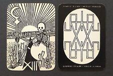 Vintage The New Tarot Cards Deck by William Hurley & John Horler Vtg 1974