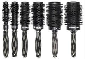 Aerated Touche Round Brush #110  #112  #114  #116  #118  #118-XL
