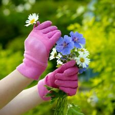 Town & Country Kids Master Gardener Pink Gardening Gloves - Age 3-7 Years - NEW