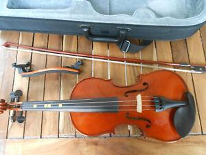 Violine von Mönnich - Geige - Holz- Streichinstrument - 4 Saiten- braun