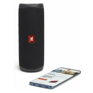 Portable Speaker with Rechargeable Battery JBL Flip 5 Bluetooth Black