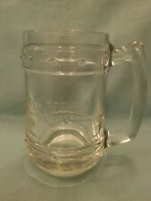 Collectable Branded Licensed Captain Morgan's Barrel Shaped Tankard Glass GC