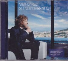 Simply Red -So Not Over You cd maxi single