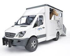 Mercedes Benz Sprinter Animal Transporter including 1 Horse 02533 (c)