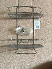 2 tier corner shower caddy