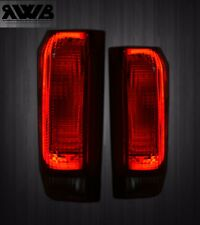 [SMOKED][LED RETROFIT] 1987-1996 Ford Bronco F150 F250 F350 LED Tail Lights