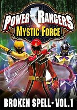 POWER RANGERS MYSTIC FORCE: VOLUME 1 ONE - BROKEN SPELL DVD