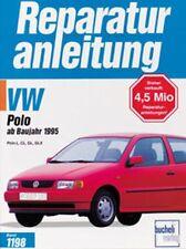 WERKSTATTHANDBUCH REPARATURANLEITUNG WARTUNG 1198 VW POLO III 3