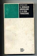 Chase # IL ROMANZO AMERICANO E LA SUA TRADIZIONE # Einaudi 1974
