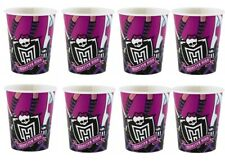 X 16 PINK MONSTER HIGH GIRLS BIRTHDAY PARTY PAPER CUPS - PARTY FAVOUR LOOT BAG