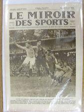 21/04/1926 le miroir des sports-Hebdomadaire Français Pictorial magazine: Nº 0310-F