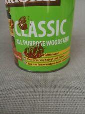 Sadolin classic all purpose wood satin  750ml (antique pine)