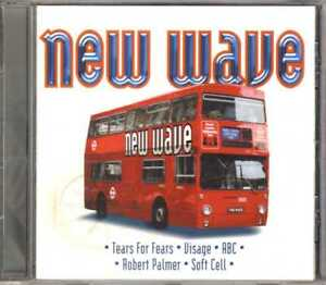 Compilation - New Wave - CD - 2000 - New Wave Synth Pop