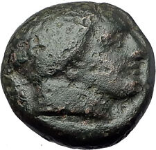 Philip II 359BC Olympic Games HORSE Race WIN Macedonia Ancient Greek Coin i61255