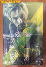 Hot Toys Quicksilver Avengers Age of Ultron Aaron Taylor-Johnson AOU New Ready!