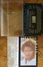 Shania Twain - The Woman In Me Cassette Free Shipping In Canada