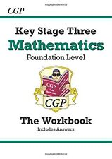 KS3 Maths Workbook (Including Answers) - Levels 3-6: Workbook and Answers Multi-
