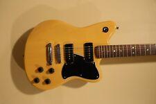 RARE 2002 Fender American Deluxe Toronado Butterscotch Electric Guitar w/Gig Bag