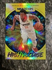 2019-20 Panini NBA Hoops High Voltage #42 Patrick Beverley Clippers