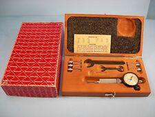 Starrett No.82AZ Dial Bore Gage Range .107 to .266 Readings to .0001 Machinist