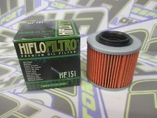 Nuevo Filtro de aceite Hiflo Premium HF151 Para Aprilia 600 Pegaso 1985-1993