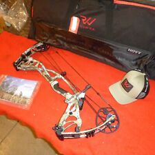 "Hoyt Carbon Rx-3 60 - 70lbs/27"" - 30"" Optifade Elevated Ii (80%)"