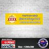 XXXX Gold Queensland Beer Banner - The Mancave Bar Beer Spirits Shed