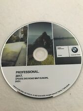 GENUINE BMW 2017 PROFESSIONAL NAVIGATION MAPS UPDATE SAT NAV DISC DVD E60 E90 X6