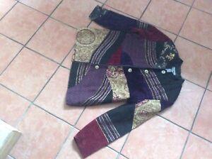 Ladies Indigo Moon Jacket Size 14