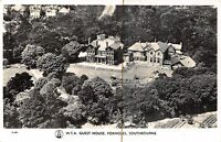 POSTCARD  DORSET   BOURNEMOUTH  SOUTHBOURNE  WTA  Guest House  Foxholes   RP