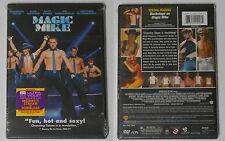 Magic Mike -  U.S. dvd in standard case, sealed