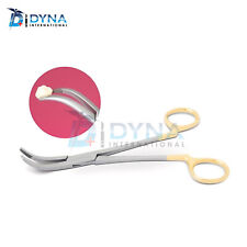 3 Pcs Wynman Gripper TC Crown Remover Dental Surgical Forceps Instruments