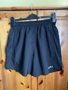 2XU Mens Black Running Shorts Size Large.