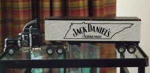 "Matchbox J. Daniels Truck Tractor Trailer KS189/SA 12"" 1:64 Die Cast"