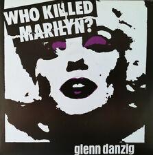 "Glenn Danzig - Who Killed Marilyn? 7"" (purple vinyl)"