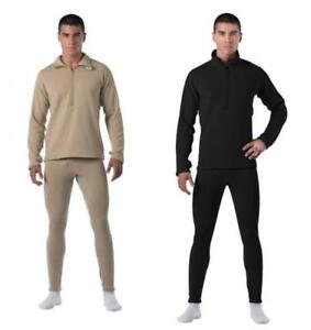 Rothco ECWCS GEN III Level 2 Mid-Weight Thermal Underwear Baselayer