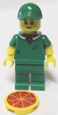 Lego® Figur Pizzaboy mit Pizza unbespielt Minifig new