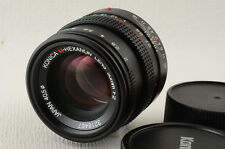 KONICA M-HEXANON 50mm F2 [Excellent] from Japan (99-B44)