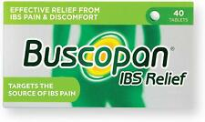 NEW Buscopan IBS Relief Pack of 40 Tablets Free UK P&P
