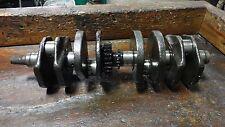 74 HONDA CB550 CB 550 K0 HM801 ENGINE CRANKSHAFT CRANK SHAFT